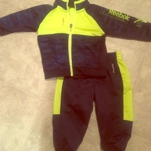 Reebok Track Suit